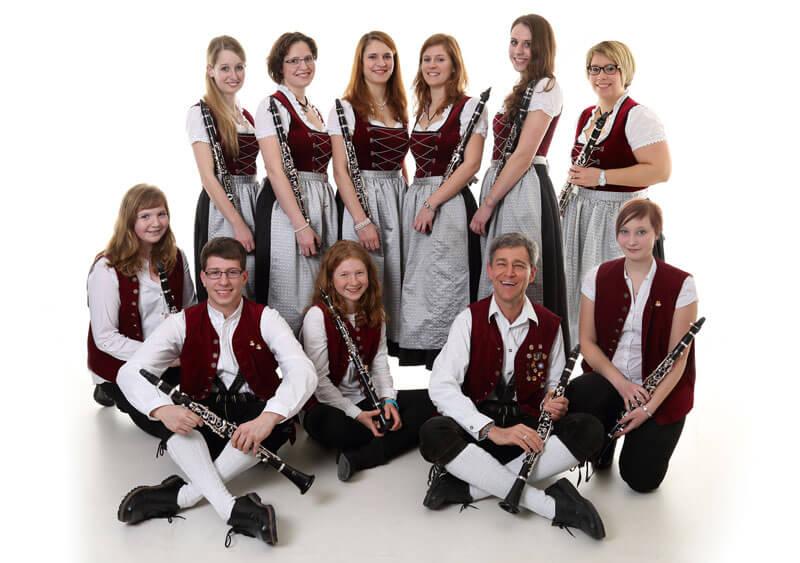 altheimer musikanten klarinetten